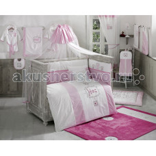 Комплект в кроватку Kidboo Rabitto (6 предметов)