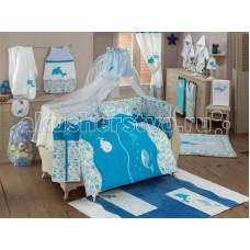 Комплект в кроватку Kidboo Sea Life (6 предметов)