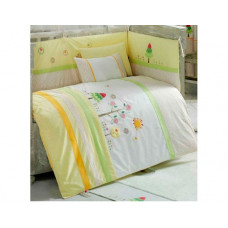 Комплект в кроватку Kidboo Sunny Day (4 предмета)
