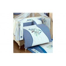 Комплект в кроватку Kidboo Sweet Home (4 предмета)