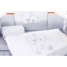 Комплект в кроватку Lepre Sweet Bears (6 предметов)