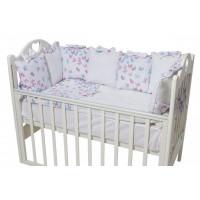 Комплект в кроватку Ma Licorne La Papillon (15 предметов)