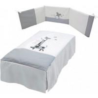 Комплект в кроватку Micuna Бортик и покрывало Sabana