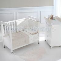 Комплект в кроватку Micuna Бортики и покрывало Dolce Luce 120х60