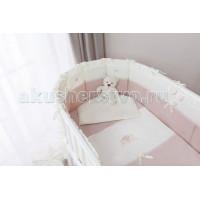 Комплект в кроватку Perina Эстель Oval (7 предметов)
