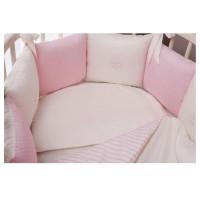 Комплект в кроватку Perina Нежена Oval (7 предметов)