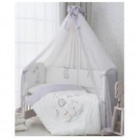 Комплект в кроватку Perina Pio Pio (4 предмета)