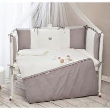 Комплект в кроватку Perina Прятки (6 предметов)
