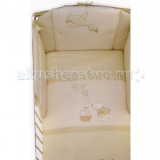 Комплект в кроватку Picci Etoile (4 предмета)