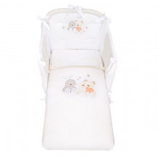 Комплект в кроватку Picci Spring (3 предмета) с вышивкой