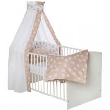 Комплект в кроватку Schardt комплект Little Sheep (4 предмета)