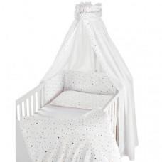 Комплект в кроватку Schardt комплект Little Stars (4 предмета)