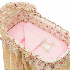 Комплект в кроватку Simplicity Dream Bear Love (5 предметов)