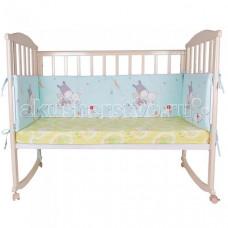 Комплект в кроватку Soni Kids Лунные сны (7 предметов)