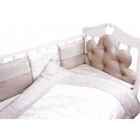 Комплект в кроватку Топотушки Облака (6 предметов)