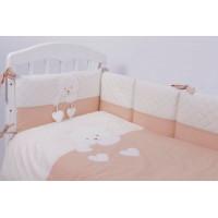 Комплект в кроватку Топотушки Пушистик (6 предметов)