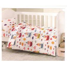 Комплект в кроватку Ups Pups Пароход (6 предмета)