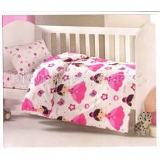 Комплект в кроватку Ups Pups Принцесса (6 предмета)