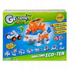 Конструктор Amazing Набор Greenex Зеленая энергия 3 в 1