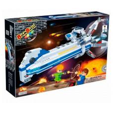 Конструктор BanBao Космический летательный аппарат (515 деталей)