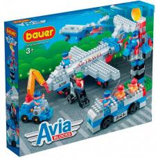 Конструктор Bauer Avia (195 элементов)