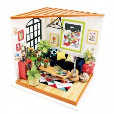 Конструктор Diy House Интерьерный для творчества Locus's Sitting room (Гостинная)