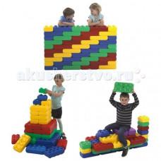 Конструктор Edu-Play Farm Big Block 48 шт.