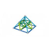 Конструктор Geomag магнитный Color 91 деталь