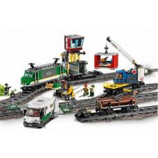 Конструктор Lego City 60198 Лего Город Товарный поезд