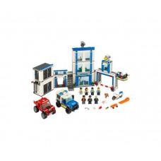 Конструктор Lego City 60246 Лего Город Полицейский участок