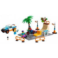 Конструктор Lego City 60290 Лего Город Скейт-парк