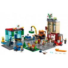 Конструктор Lego City Центр города