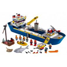 Конструктор Lego City Океан Исследовательское судно
