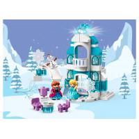 Конструктор Lego Duplo 10899 Дисней Ледяной замок