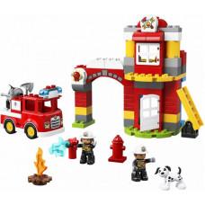 Конструктор Lego Duplo 10903 Town Пожарное депо