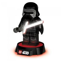 Конструктор Lego Игрушка-минифигура-лампа Star Wars Kylo Ren на подставке