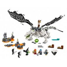 Конструктор Lego Ninjago Дракон чародея-скелета