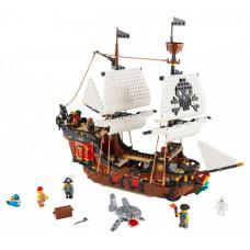 Конструктор Lego Пиратский корабль