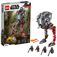 Конструктор Lego Star Wars 75254 Звездные Войны Диверсионный AT-ST