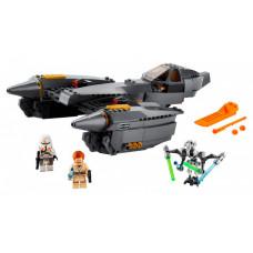 Конструктор Lego Star Wars 75286 Лего Звездные Войны Звёздный истребитель генерала Гривуса