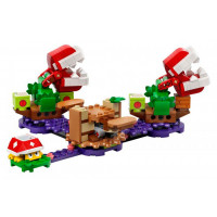 Конструктор Lego Super Mario 71382 Лего Супер Марио Дополнительный набор Загадочное испытание растения-пира