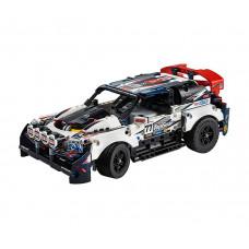 Конструктор Lego Technic 42109 Лего Техник Гоночный автомобиль Top Gear на управлении