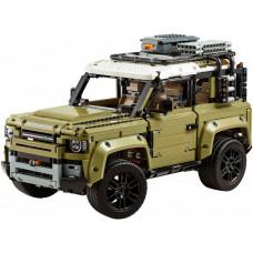 Конструктор Lego Technic 42110 Техник Land Rover Defender