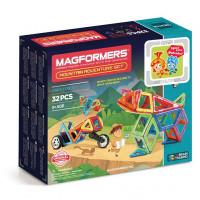Конструктор Magformers Магнитный Adventure Mountain 32 set