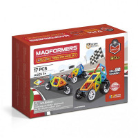 Конструктор Magformers Магнитный Amazing Transform Wheel Set