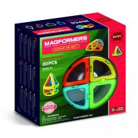 Конструктор Magformers Магнитный Curve (20 деталей)