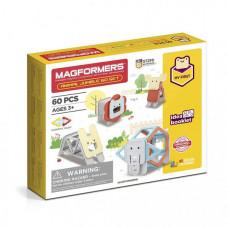 Конструктор Magformers Магнитный Jumble Set (60 элементов)
