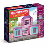 Конструктор Magformers Магнитный Mini House Set 42