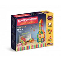 Конструктор Magformers Магнитный My First 30 63107