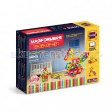 Конструктор Magformers Магнитный My First 54 63108